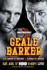 Barker WILL win!